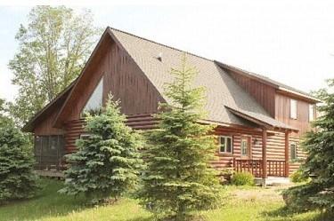 Zen Log Cabin